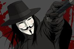 V from V for Vendetta