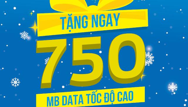 Hướng dẫn nhận 750MB miễn phí từ Vinaphone
