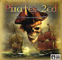 Pirates 2nd Edition by Cofee Haus Games