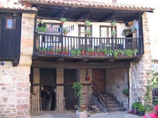 Bárcena Mayor (Cantabria, España)