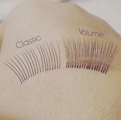 The definitive guide to Lash Extensions, including the