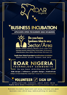 How To Apply For Roar Nigeria