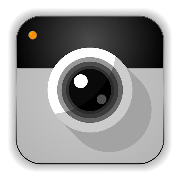 Flat Camera Icon Flat Camera Vector
