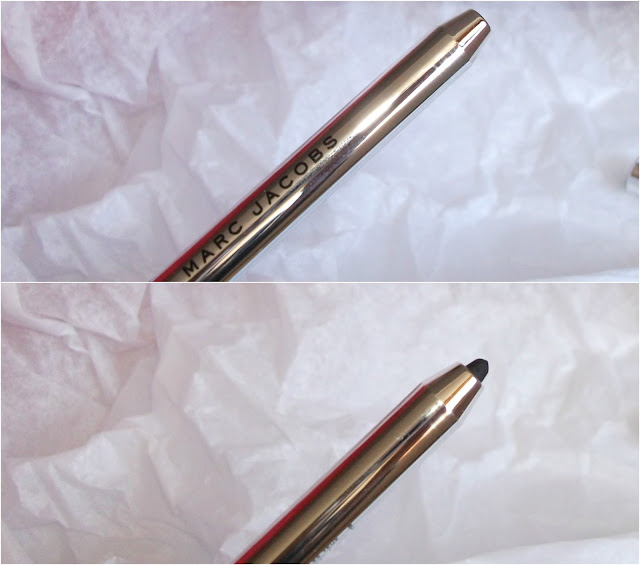 Marc Jacobs Beauty, Highliner gel eye crayon eyeliner in #42 Blacquer