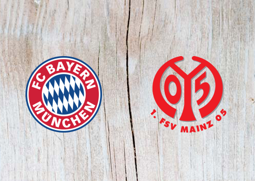Bayern Munich vs Mainz 05 Full Match & Highlights 17 March 2019