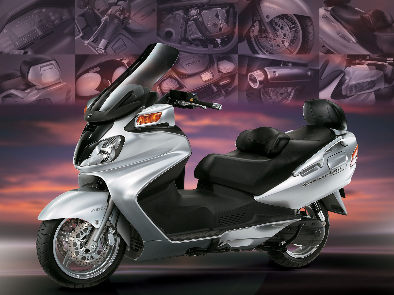 2004 suzuki 650 burgman scooter pictures accident lawyers. Black Bedroom Furniture Sets. Home Design Ideas
