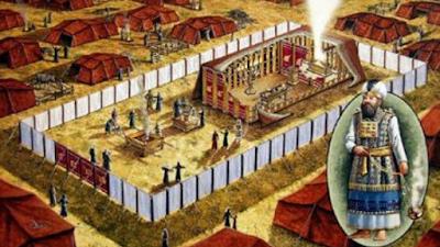 Um tabernáculo em Israel