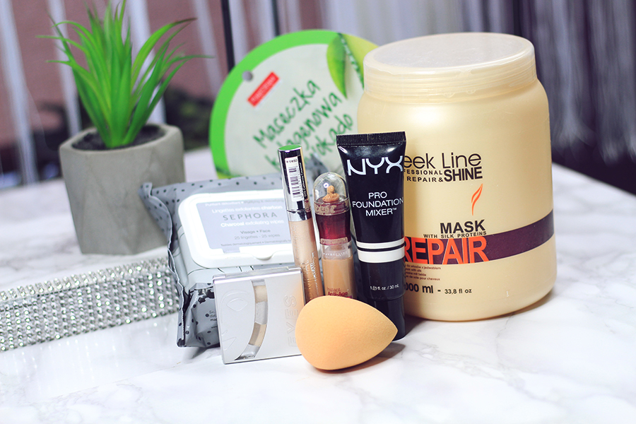 Ulubieńcy kosmetyczni ostatnich tygodni | Catrice, Sephora, Nyx & Stapiz { Styczeń }
