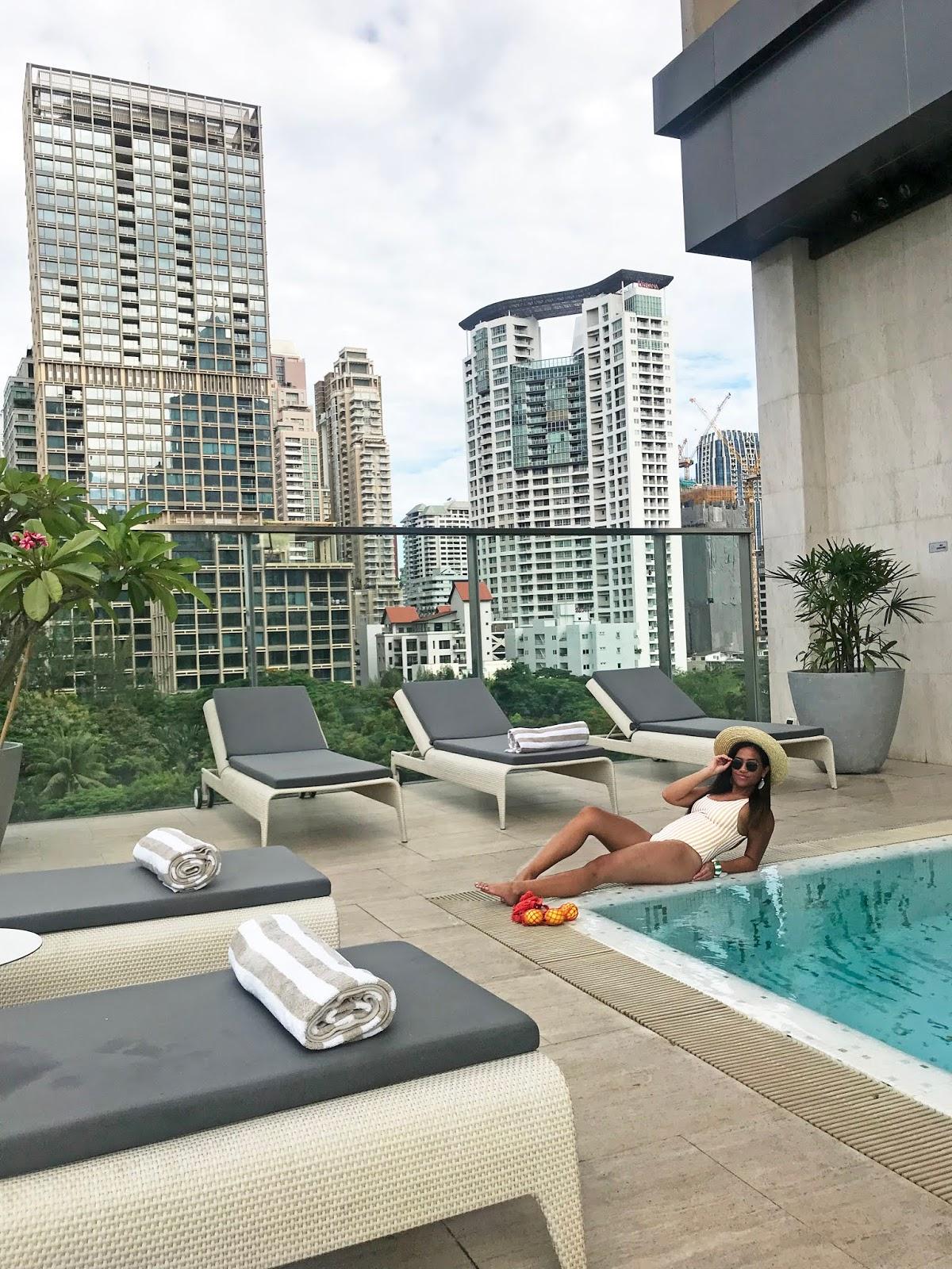 Oriental Residence Bangkok Play Deck