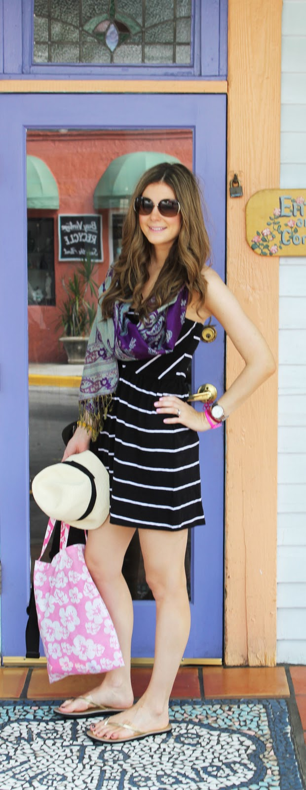 25e23fef29ba Key West Outfit Breakdown   Packing Tips for a Beach Vacation - Veronika s  Blushing