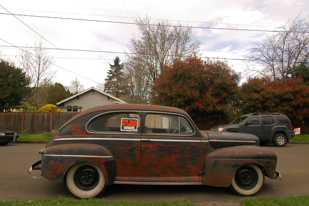 1946 ford super deluxe tudor  [ 1300 x 867 Pixel ]