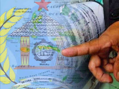 Gempa Bumi 4,7 SR Guncang Sorong, Tidak Berpotensi Tsunami