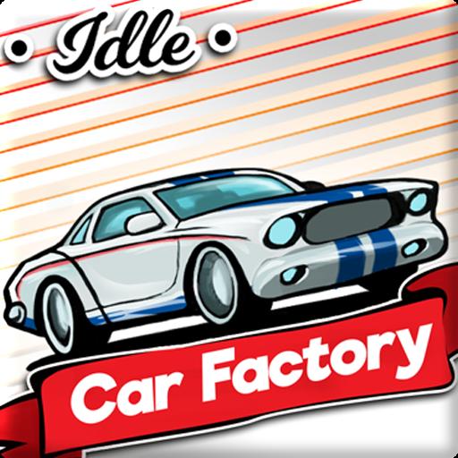 تحميل لعبه Idle Car Factory مهكره وجاهزه