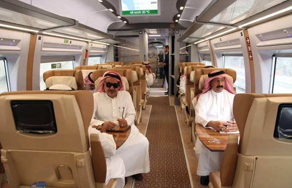 Kereta Haramain Dibuka untuk Publik Mulai 11 Oktober 2018
