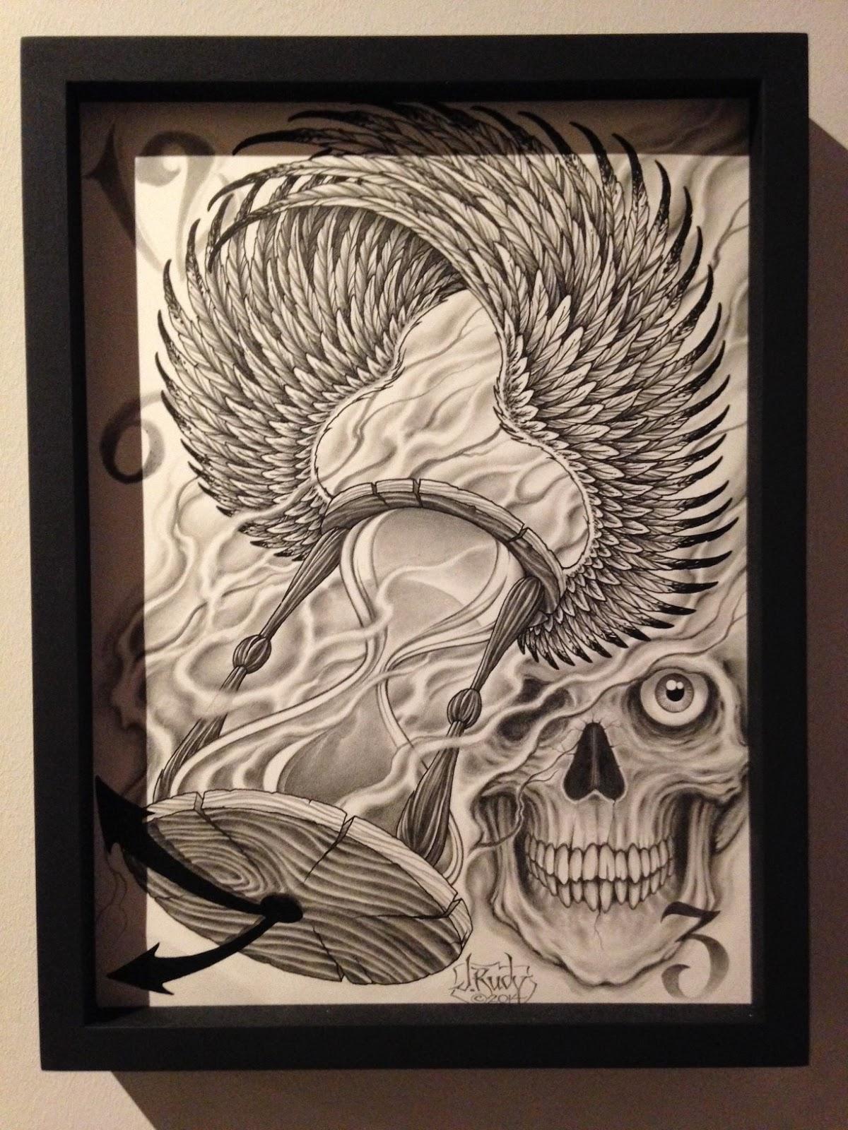 Rock 'n' Needle London : Time: Tattoo Art Today | 1200 x 1600 jpeg 386kB