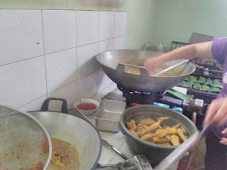 Pepes Jambal Karawang dan Nasi Bakar Hejo