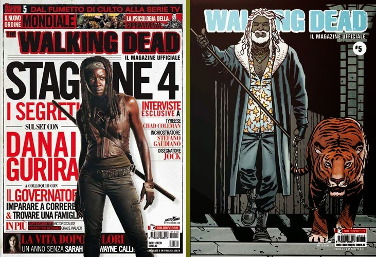 The Walking Dead Magazine #5
