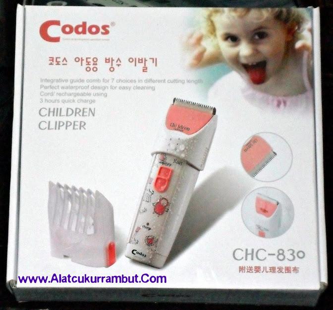 menjual alat cukur rambut khusus anak anak dan bayi