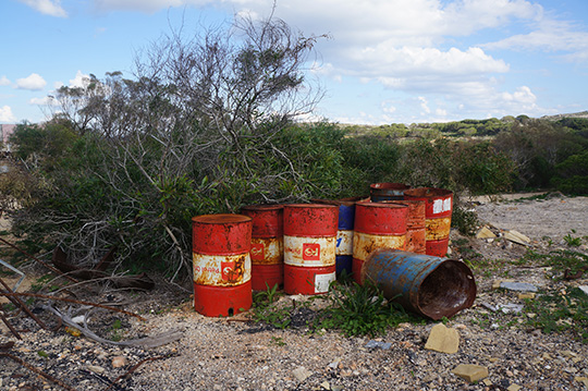 urban photography, urban photo, minimalism, petrol cans, urban decay, photo art, photo artist, documentary photography, contemporary photography, Sam Freek,