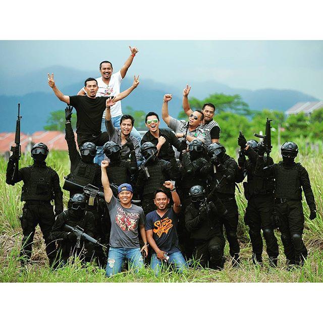 pelakon dan crew photo