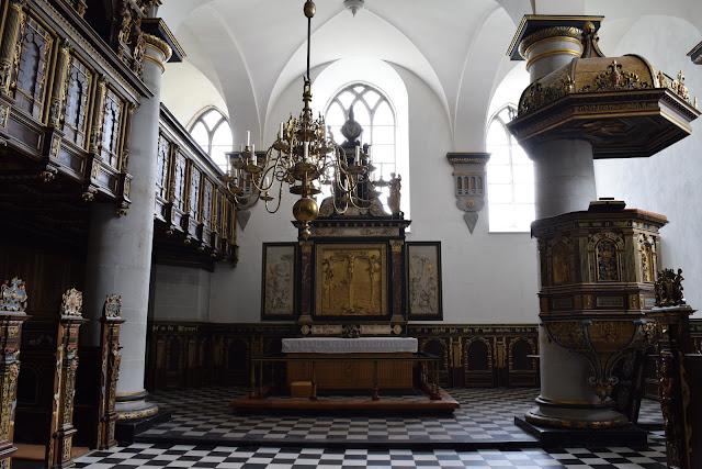 kronborg castle, chapel