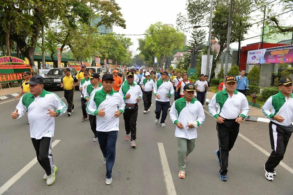 Gubsu : Olahraga Dapat Menjadi Pemersatu Pimpinan dan Masyarakat