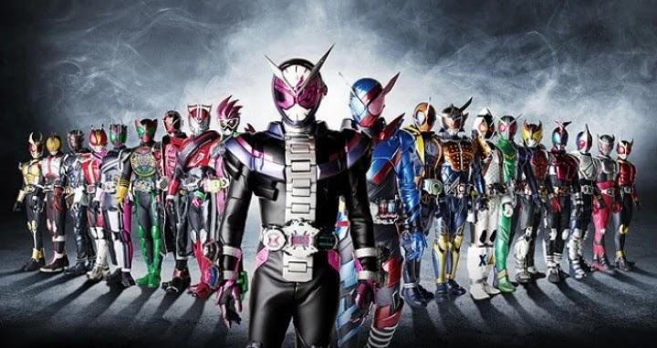 film Kamen Rider Heisei Generations Forever sub indo