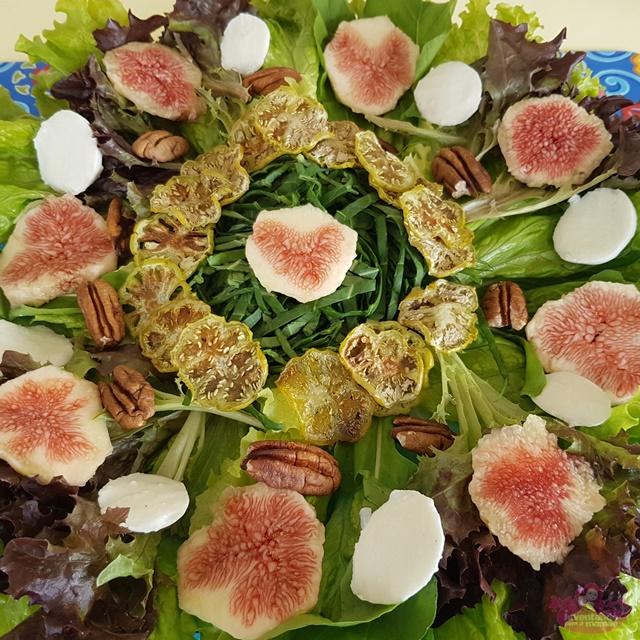 Dicas de saladas para uma semana