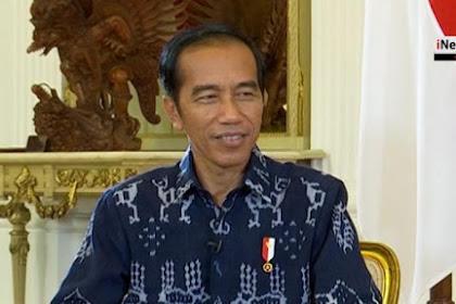 Jokowi: Kalau di Sebuah TPS Perlu Diulang ya Diulang Saja
