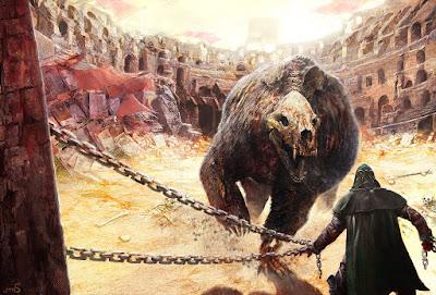Ultima Forsan: Si muore solo due volte (artwork di Sebastien Ecosse)