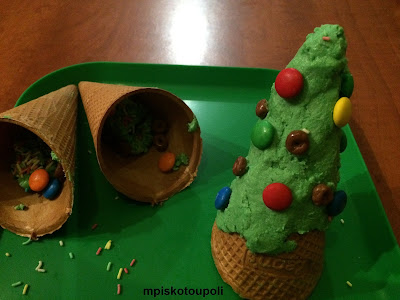 eating christmas trees 6
