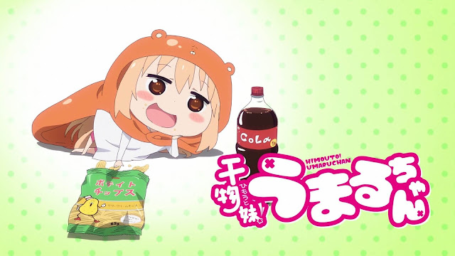 Himouto! Umaru-chan BD Sub Indo : Episode 1-12 END | Anime Loker