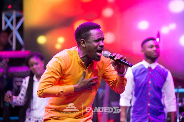 #Exalted2017: Preye Odede [@preyeodede] Proved Again That He Is The Master