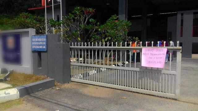 Catering Tak Muncul, Majlis Kahwin Terpaksa Dibatalkan