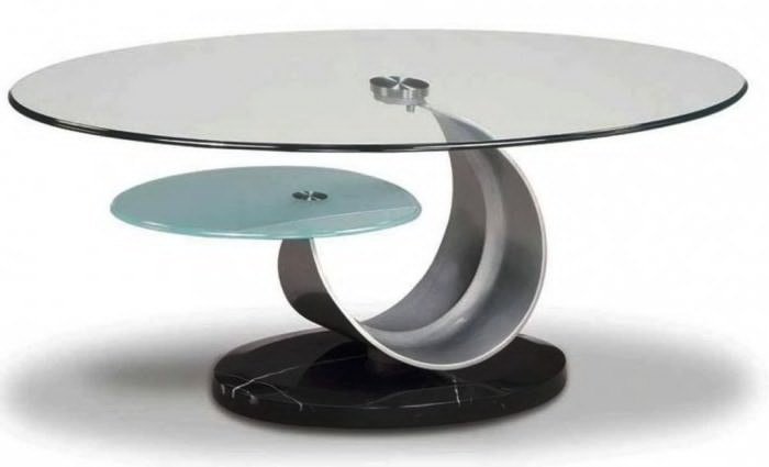 Familiy Glass Centre Table For Living Room - Home Cheap Solution