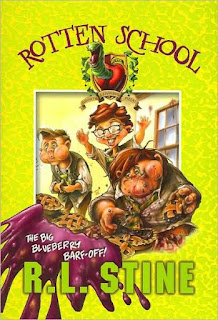 Review - Rotten School: The Big Blueberry-Barf-Off!