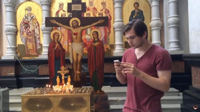 Por jugar Pokémon Go en iglesia pasaría 5 años en la cárcel