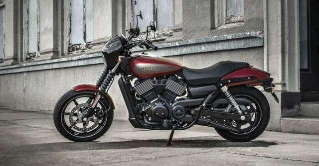 Harley Davidson Street 750 Model