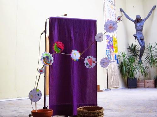 Grandir vers Pâques