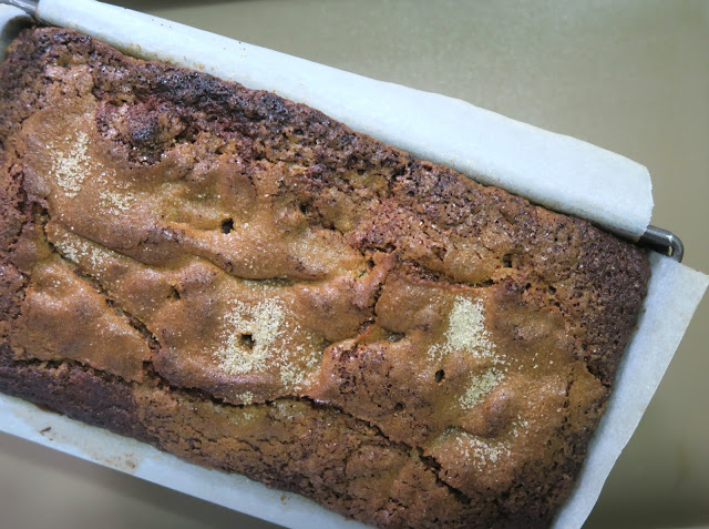 banana, fig and walnut loaf cake from Tivoli Road Baker | salt sugar and i
