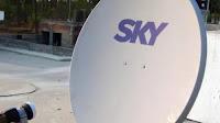Orientare la parabola Sky e trovare satelliti col Sat Finder