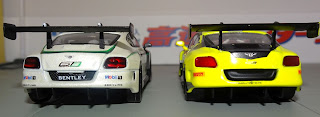 kyosho minicar Bentley Continental GT3