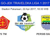 Jadwal Liga 1: PS TNI vs Persib