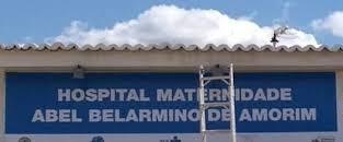 Resultado de imagem para HOSPITAL ABEL BELARMINO DE AMORIM