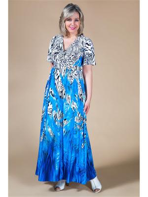 Vestidos para Señoras de 50 Años