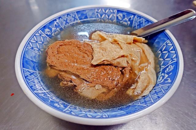 彰化素食豆皮湯
