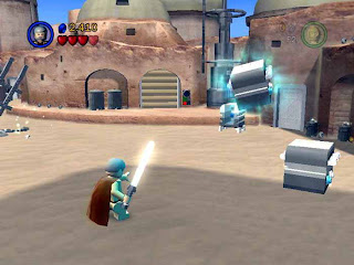 LEGO Star Wars II: The Original Trilogy (PS2) 2006
