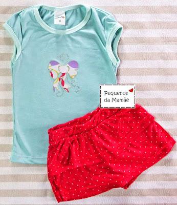revenda de conjuntos infantil em lojas de preço único