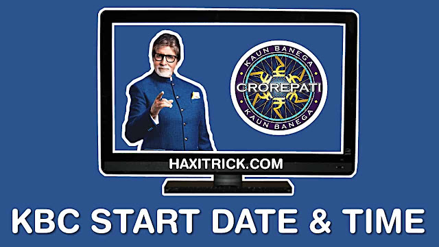 KBC Date and Time: When Kaun Banega Crorepati Will Start on TV