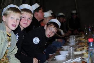 Tradisi Ramadhan di Rusia